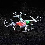 Cewaal X13 Mini Remote Control Quadrocopter Drone, 3D Tumbling Cool Light con modalità Headless per principianti e ragazzi