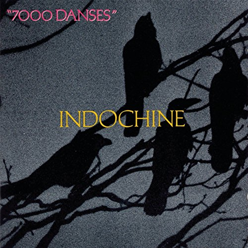 Indochine: 7000 Danses [Vinyl LP] (Vinyl)