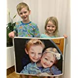 Personalized Photo Custom Diamond Painting,5D DIY Private Customized Diamond Art for Adults, Full Round Drill 30x30cm