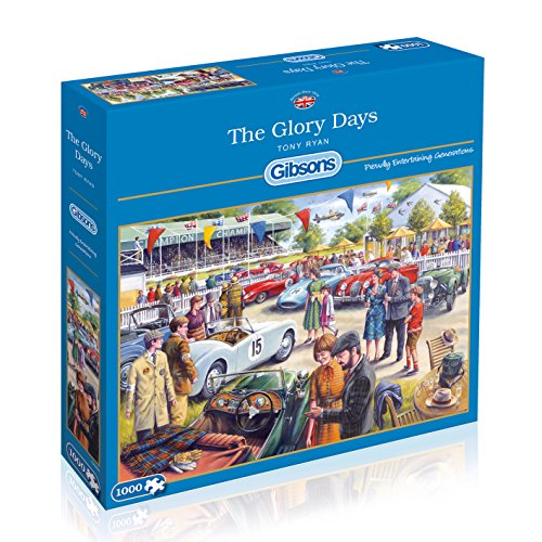 Gibsons Die Herrlichkeit Tagen Puzzle (1000Teile)