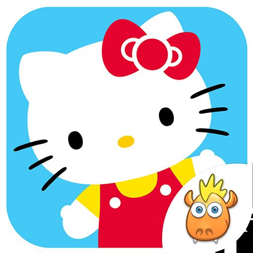 Hello Kitty: Hello Kitty Divertidos Juegos educativos