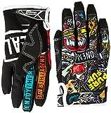 O'Neal Jump Crank MX DH FR Handschuhe, Schwarz, XXL