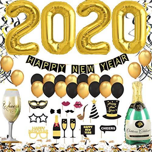 Decoracion Nochevieja 2020 XXL Set