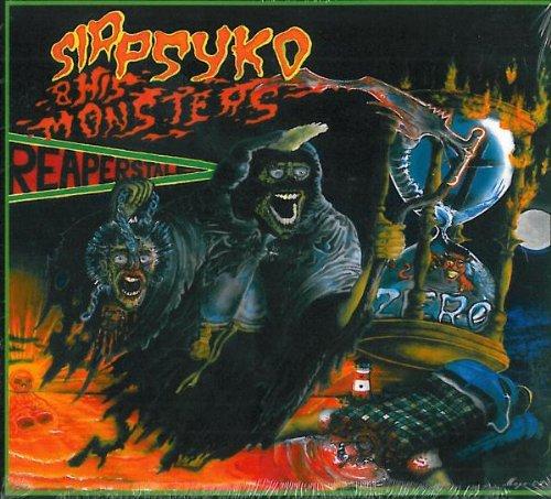 Sir Psyko & His Monsters: Reapers Tale (Audio CD)