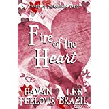 Fire of the Heart (Hearts of Parkerburg Book 3) (English Edition)