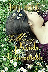 Many Kinds of Unforgettable (Myself in Blue Book 1.5) (English Edition)
