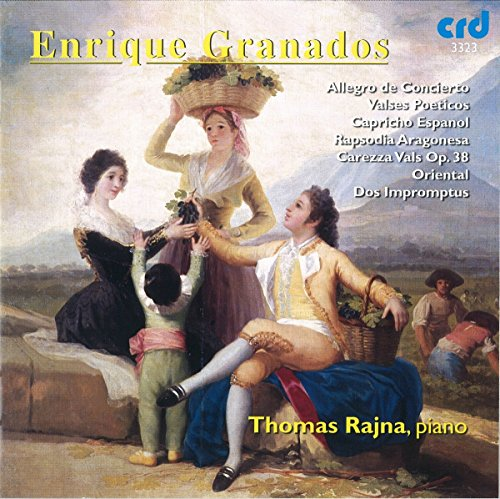 Enrique Granados: Works for Piano