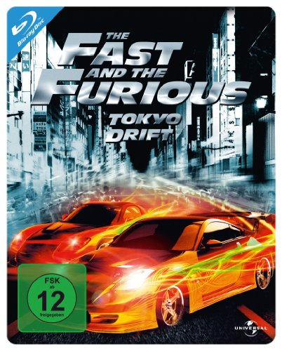 Bild von The Fast and the Furious: Tokyo Drift - Steelbook [Blu-ray]