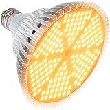 120 W LED-växtlampa, solliknande växtlampa med full spektrum 180 LED växtlampa för inomhusväxter grönsaker och plantor, E26/E
