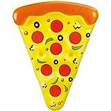 Otto Simon Gigantesque Part de Pizza Flottante DE 1,80m Environ.