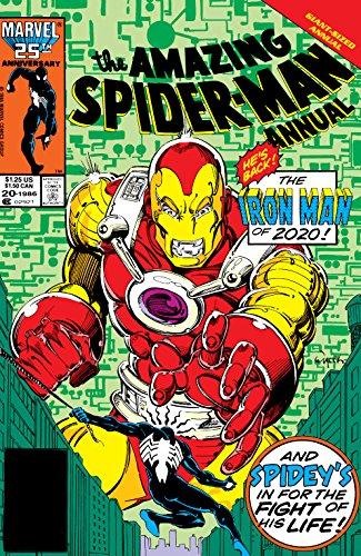 Amazing Spider-Man (1963-1998) Annual #20 (English Edition) (Spiderman Mcdonalds)