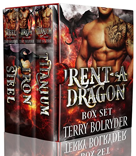 Rent-A-Dragon Box Set (English Edition)