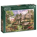 Falcon de luxe 11075 The Whitesmith's Cottage Jigsaw Puzzle