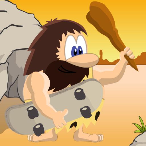 Prehistoric Caveman Skater