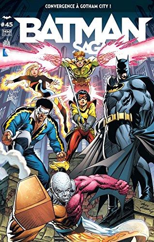 Batman Saga 45