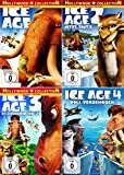 Ice Age 1 - 4 Collection (4-DVD)