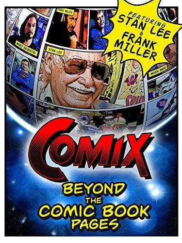 Comix: Beyond the Comic Book Pages [OV] online schauen und