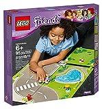Heartlake City Spielmatte - Spiele mit deiner LEGO® Friends Sammlung und zeige sie allen!