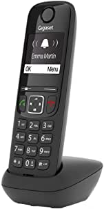 Gigaset As690 Schnurloses Telefon Großes Elektronik