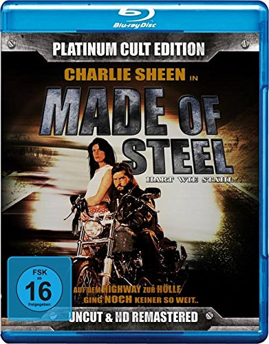 Made of Steel (Directors Cut plus Original Kinofassung) - Platinum Cult Edition [Blu-ray] [Director's Cut]