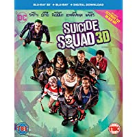 Suicide Squad [Blu-ray 3D]