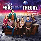 Big Bang Theory Official 2019 Calendar - Square Wall Calendar Format
