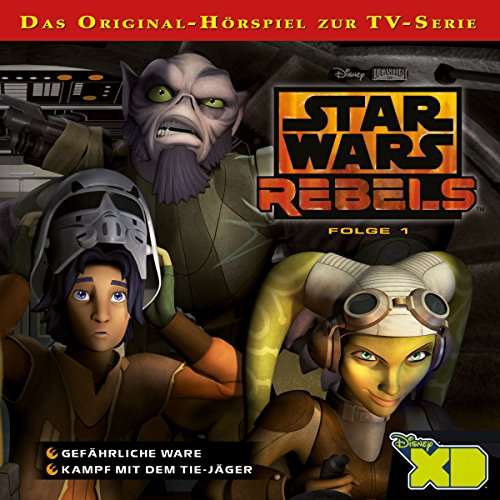 Star Wars Rebels - Folge 1 (Ge...