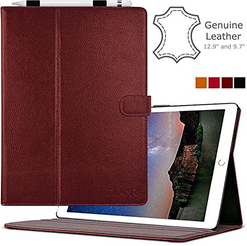 ipad-pro-case-97-genuine-leather-in-oxblood-by-cuvr-with-auto-sleep-pencil-holder-and-multiple-stand
