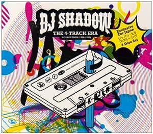DJ Shadow - 4-Track Remixes