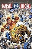 Marvel 2-in-One T01 - La Chose et La Torche Humaine
