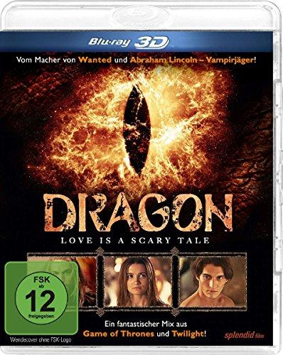 Scary Kostüm Bilder - Dragon - Love Is a Scary Tale - Uncut  (inkl. 2D-Version) [3D Blu-ray]