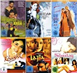 Best of Bollywood - Edition [6 DVDs] - Kareena Kapoor, Fardeen Khan, Shahid Kapoor, Shah Rukh Khan, Juhi Chawla
