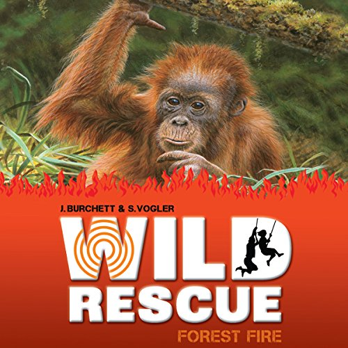 Wild Rescue: Forest Fire  Audiolibri