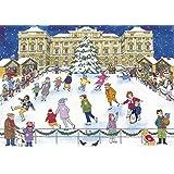Alison Gardiner Calendario dell'Avvent: Pattinaggio su ghiaccio a Natale