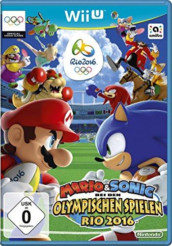 Mario & Sonic bei den Olympischen Spielen Rio 2016 - [Wii - Sport Fan Kostüm
