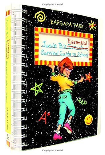 Junie B.'s Essential Survival Guide to School [With Stickers]