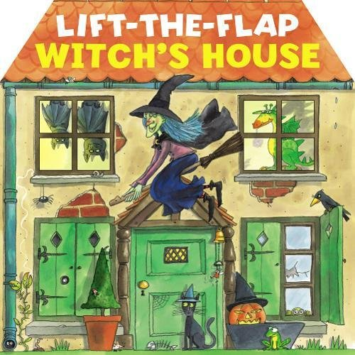 Lift-the-flap Witch's House