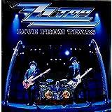 Zz Top: Live from Texas (Silver) [Vinyl LP] (Vinyl)