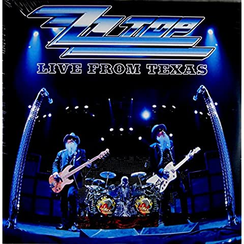 Live from Texas (Silver) [Vinyl LP] (Silver Vinyl)
