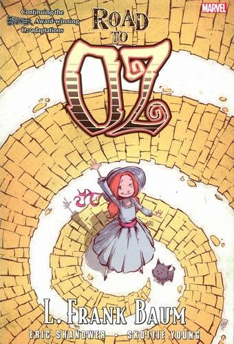 Oz: Road to Oz (Marvel Classics)