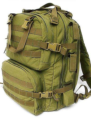 ZQ 10 L Rucksack Wasserdicht Armeegrün Terylen acu color