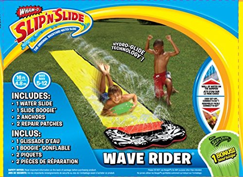 Slip N Slide Wasserrutsche 64119Gartenrutsche
