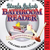 Uncle John's Bathroom Reader Page-A-Day Calendar 2016 by Bathroom Reader's Institute (2015-08-15)