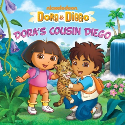 Dora's Cousin Diego (Dora & Diego) by Valdes, Leslie (January 4, 2011) Paperback