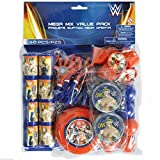 WWE Party Favours 48 Piece Mega Value Pack