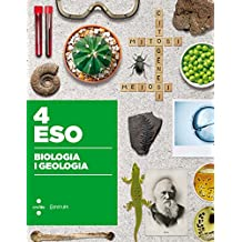 Biologia i geologia. 4 ESO. Construïm - 9788466140645