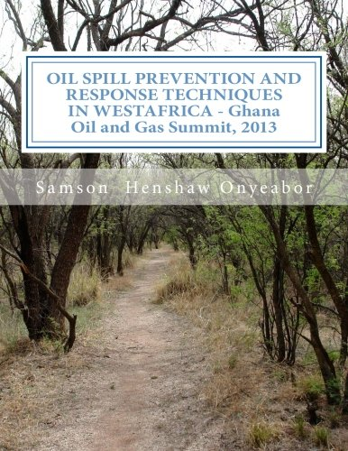 Oil Spill Prevention and Response Techniques in West Africa -