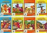 Der kleine Drache Kokosnuss - TV-Serie Teil 1 - 8 im Set - Deutsche Originalware [8 DVDs]