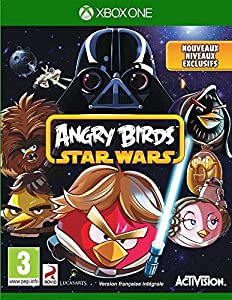 "Afficher ""Angry Birds Star Wars"""