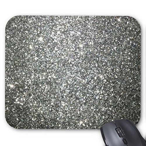 custom-personalized-computer-decoration-silver-glitter-glamour-rectangle-mouse-pad